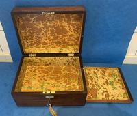 Victorian Rosewood  Box c.1840 (12 of 12)