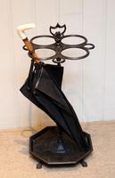 Cast Iron Stick Stand (2 of 9)