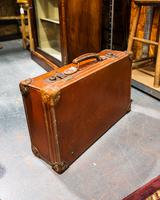 Good Quality Leather Suitcase