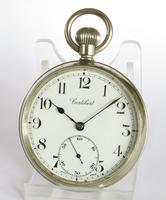 1930s Cortebert Pocket Watch