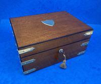 Victorian Oak Gentleman's Box (8 of 15)