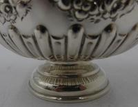 Antique Victorian Silver Bowl - London 1899 (3 of 6)