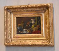 Pair of Still-life Oil Paintings by A Bonnefoy (13 of 13)