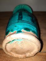 Antique Islamic Turquoise Glazed Vase (5 of 10)
