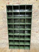 1930s Metal Racking System