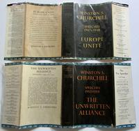 1948-1961 Post War Speeches by Winston S. Churchill 4 Volumes, 1st Editions with Dust Jackets (4 of 5)