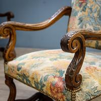Pair of Carved Armchairs (2 of 8)