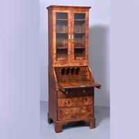 George I Walnut Bureau Bookcase c.1724 (17 of 19)