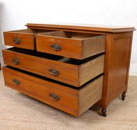 Walnut Chest of Drawers Victorian (8 of 9)