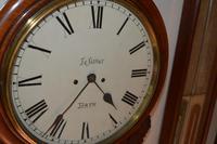 Edwin Fisher Bath Twin Fusee Striking Wall Clock (2 of 5)