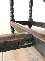 Antique Oak Gateleg Table (10 of 11)