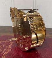 Walnut Timepiece Mantel Clock (14 of 14)