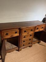 Oak Dresser Base (3 of 6)