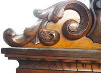 Wow! Antique German Single Weight Walnut 8-Day Vienna Regulator Wall Clock (7 of 11)