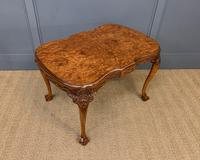 Large Sized Burr Walnut Coffee Table (6 of 11)