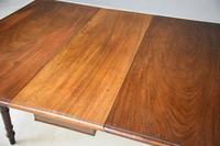 Antique Mahogany Drop Leaf Table 1428100 (4 of 24)