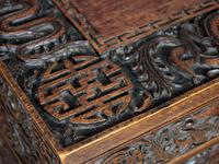 19th Century Chinese Campaign Desk (4 of 7)