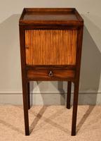 George III Night / Bedside Cupboard (3 of 5)