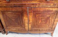 Large Mahogany Regency Secretaire Bookcase c.1820 (4 of 7)