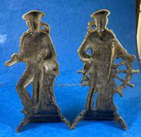 Pair of Victorian Brass Door Stops (7 of 16)
