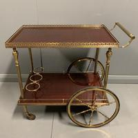 French 1930's Drinks Trolley (5 of 7)