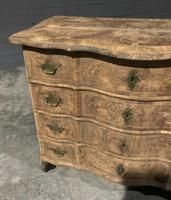 Early 19th Century Bleached Walnut Commode Chest of Drawers (9 of 13)