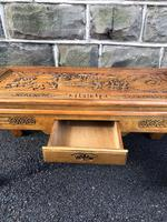 Oriental Chinese Opium Table (3 of 6)