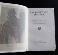 1907 1st Edition - The Desert and The Sown by Gertrude Bell (2 of 4)