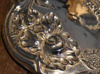 Fine Art Nouveau silver dressing table set (11 of 11)