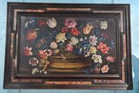 18th Century Flemish Painting, Oil on Panel (9 of 10)