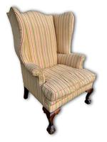 Late Victorian Wingback Armchair (4 of 5)