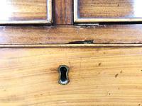 Antique George III Mahogany Bureau (4 of 25)