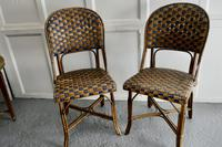 Pair of Endell Woven Cane Bentwood Chairs (6 of 6)