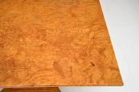 Antique Swedish Biedermeier Birch & Ebony Coffee Table (8 of 9)