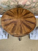 Victorian Drum Table (5 of 7)