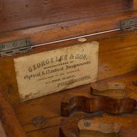Antique Maritime Sextant, Brass, Admiralty, Naval, Instrument, Victorian c.1900 (11 of 12)