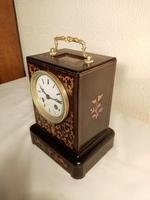 French Officers Campaign Clock (9 of 10)