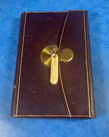 Victorian Leather Dated Pocket Book (8 of 14)