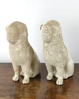 Two Decorative 19th Century Staffordshire Poodles (3 of 9)