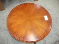 Small Lamp Table on Splayed Legs (2 of 3)