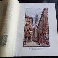 Figaro Illustre  Vienne  Published in Paris 1911.    Original French Magazine, Folio Sized Colour Prints & Adverts (2 of 4)