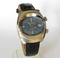 Gents 1970s Memostar Alarm Wristwatch (2 of 5)