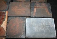 Group of 19 Engineering Machines Printing Blocks c.1920 (10 of 16)