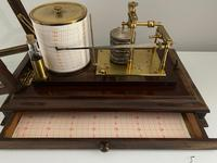 Oak Cased Barograph (3 of 3)