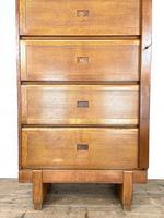 Industrial Vintage Staverton Oak Cabinet (3 of 10)