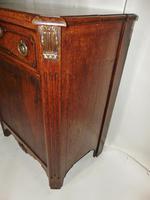 18th Century Dutch Oak Side Cabinet (7 of 9)