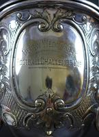 Silver Plated Derby Wednesday Football Challenge Cup (15 of 16)