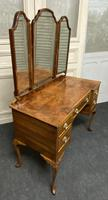 Burr Walnut Dressing Table (6 of 13)