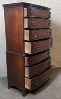 Mahogany Chest on Chest / Tallboy (4 of 7)