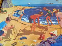 2 Children's School Prints c1940's - One by William Fyffe (4 of 7)